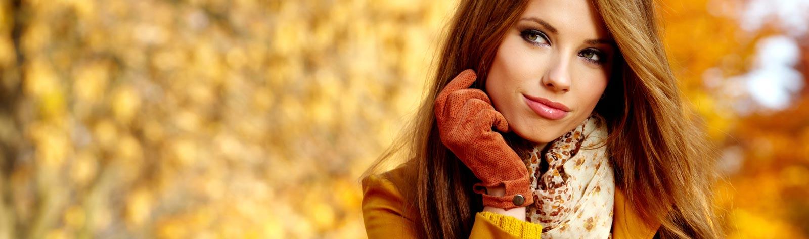 5 zabiegów estetycznych, które warto wykonać jesienią