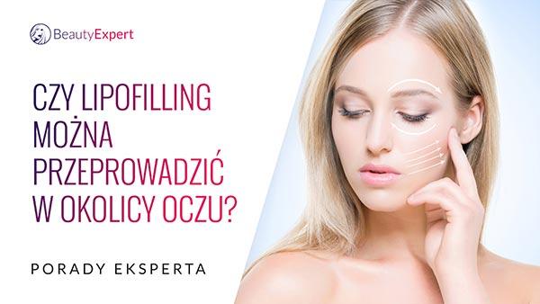 lipofilling - oczy