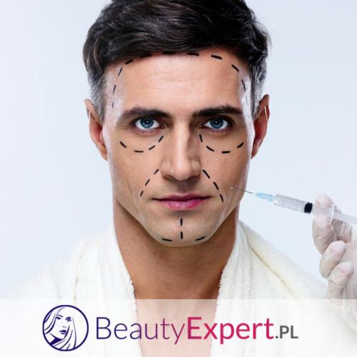 chirurgia plastyczna - operacje plastyczne - zabiegi dla mężczyzn