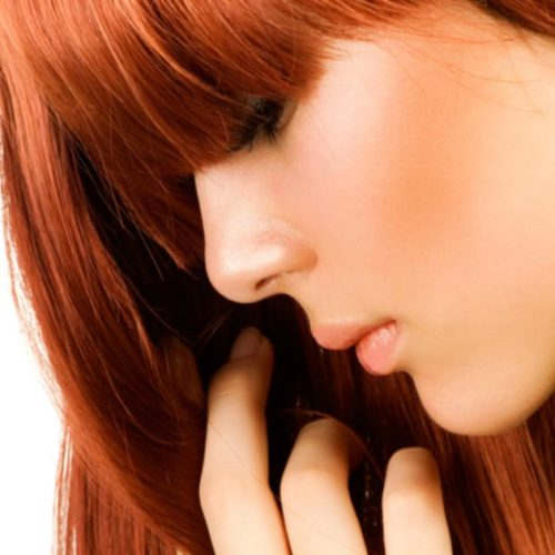 niechirurgiczna korekta nosa - kwas hialuronowy - korekta nosa kwasem hialuronowym