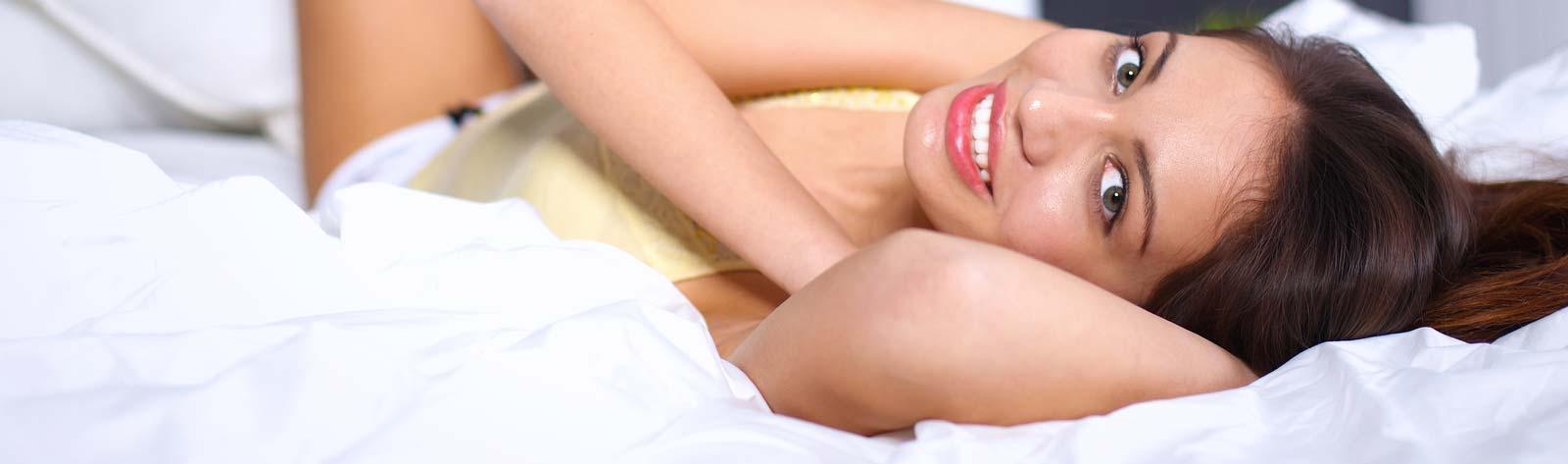 Najlepsza pozycja do spania po operacji plastycznej