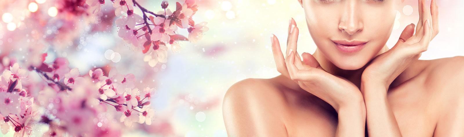 Wiosną zadbaj o skórę
